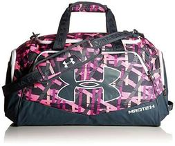 Under Armour Storm Undeniable II Duffle, Ballet Pink /Stealt