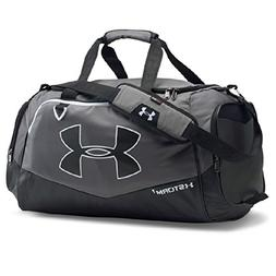 Under Armour Storm Undeniable II MD Duffle, Graphite/Black,