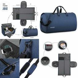 Gonex Suit Bag For Travel Carry On Garment Convertible Hangi