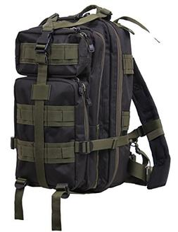 Rothco Tactical Backpack-Medium MOLLE Compatible Transport P