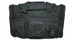 tactical duffle bag with shoulder strap