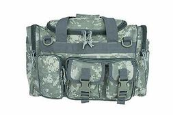 OSAGE RIVER Tactical Duffle Bag with Shoulder Strap and Carr