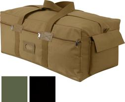 Tactical Israeli Mossad IDF Heavy Duty Cotton Canvas Carry D