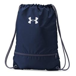 Under Armour Team Sackpack Backpack,Graphite /White, One Siz