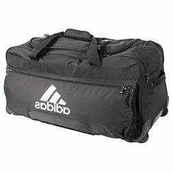 adidas Team Wheel Bag, Black,