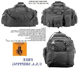 The Humvee Duffel Bag + Free Surv.Bracelet -Tactical / Milit