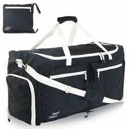 Travel Inspira TIFB02-BK Duffle Bag 85L Black
