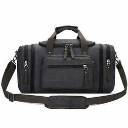 toupons canvas travel tote luggage men s