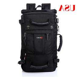 FAST SHIPING Travel Backpack, Carry-On Bag Water Resistant D