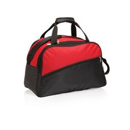 PICNIC TIME Tundra Insulated Cooler Duffel Bag, Red