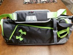 Under armour UA Undeniable Backpack Duffle NEW NWOT Gray Sil