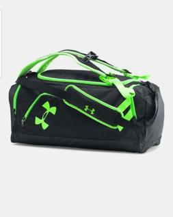 Under armour UA Undeniable Backpack Duffle NWT NEW Black Gre