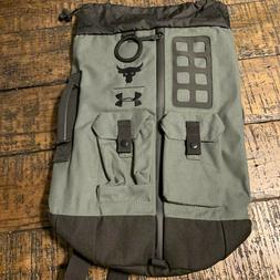 Under Armour UA x Project Rock 60 Duffle Bag Gym Backpack 13