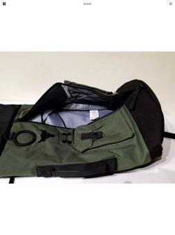 b9e7bbe07956 Under Armour UA x Project Rock 60 Green Military Duffle Bag