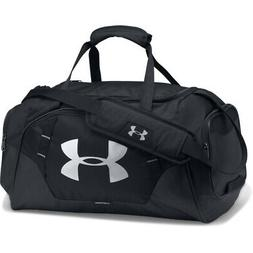 Under Armour Undeniable 3.0 Duffle, Black /Silver,