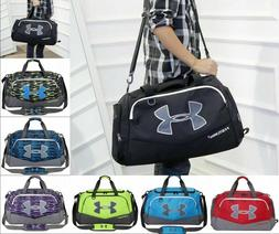 Under Armour Undeniable 3.0 Duffle Bag Sports Camping Work B