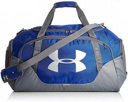Under Armour Undeniable 3.0 Duffle, Royal /Silver,