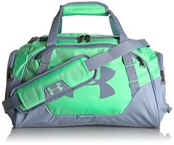 Under Armour Undeniable Duffle 3.0 Gym Bag, Green Typhoon /W