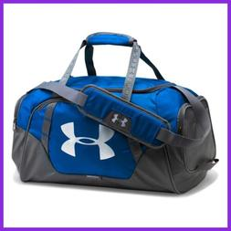 Under Armour Undeniable Duffle 3.0 Gym Bag Royal 400 /Silver
