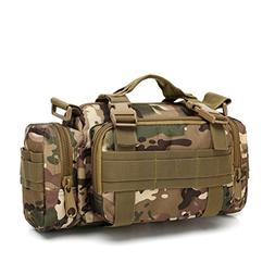 FAMI Utility 3P Military Tactical Duffle Waist Bags Tactical