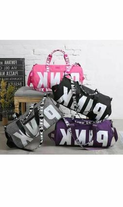 Victoria Secret PINK Duffel Gym Bag VS SPORT DUFFLE