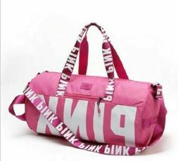 Victorias Secret Pink Gym Duffle Bag Brand New FREE SHIPPING
