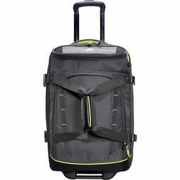 High Sierra Volusia Carry-On Upright Wheeled Backpack Duffel