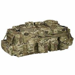 Voodoo Tactical Mojo Load-Out Bag with Backpack Straps Multi