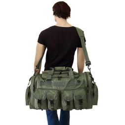 "Waterproof 30"" Large Men Military Molle Tactical Cargo Gear"